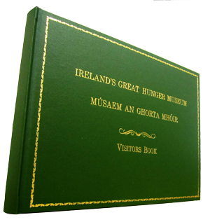 Custom Guestbooks and Custom Visitors Book