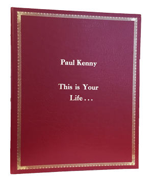 This is Your Life Scrapbook photobook
