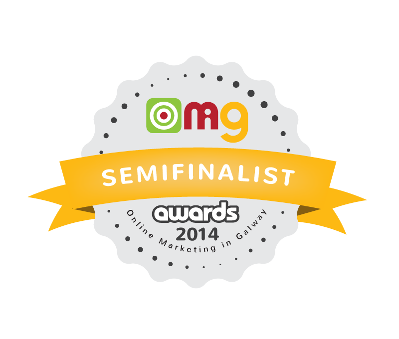Kennys Bindery Semi-Finalist in the OMiG 2014 Awards - Social Media