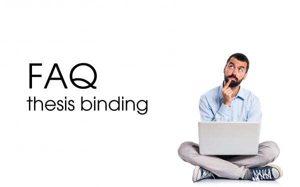 FAQ - Thesis Binding